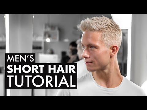 textured-short-haircut-for-men---easy-tutorial-to-do-at-home