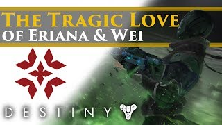 Destiny 2 Lore - The tragic love of Eriana-3 and Wei Ning (Crimson Days special)