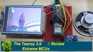 #063 The Teensy 3.6: Extreme MCUs // Review