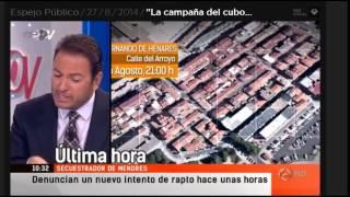 Nuevo intento de secuestro en Madrid, ahora en San Fernando de Henares