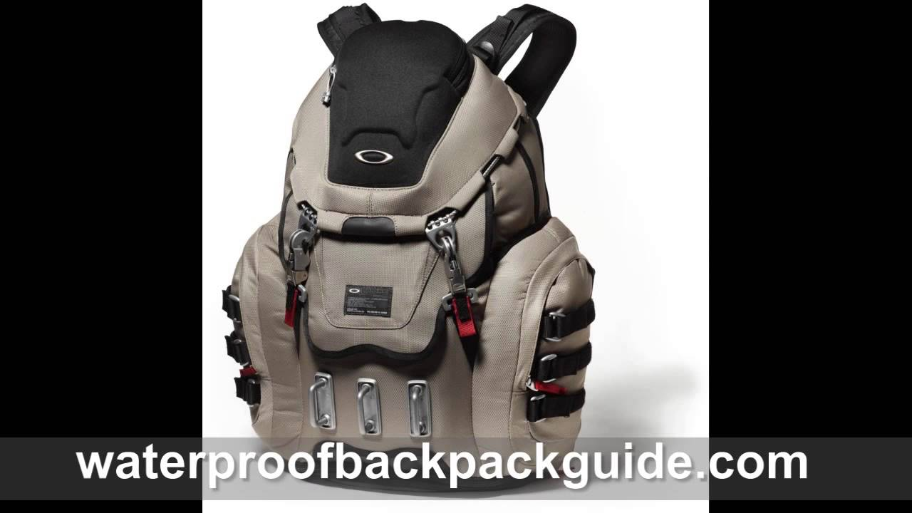 Oakley Kitchen Sink Backpack - full review at ...