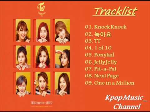 Thumbnail: [Full Album]트와이스 (TWICE ) – TWICEcoaster : LANE 2