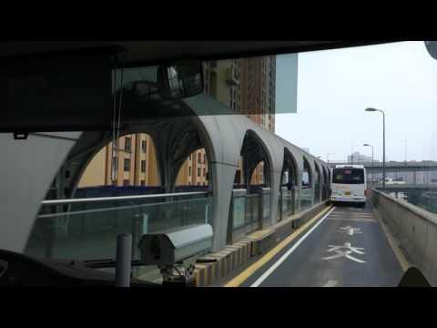 成都BRT 双桥子北-牛市口 BRT in Chengdu China
