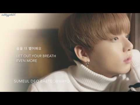 BTS Jungkook - 'Breathe (한숨)' (Cover) [Han|Rom|Eng Lyrics]