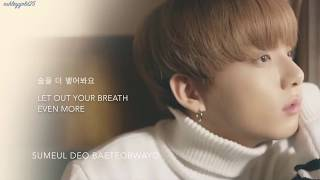 Gambar cover BTS Jungkook - 'Breathe (한숨)' (Cover) [Han|Rom|Eng lyrics]