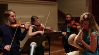 paul taylor orCHestra mit Eliana Burki und Sanna Kurki-Suonio, Schweizer Tournee 2013