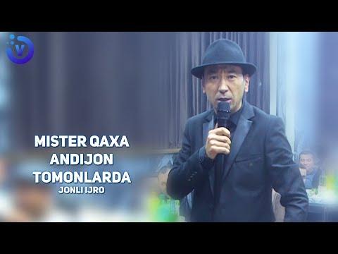 Mister Qaxa - Andijon tomonlarda | Мистер Каха - Андижон томонларда (jonli ijro)