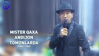 Mister Qaxa - Andijon tomonlarda | Мистер Каха - Андижон томонларда (jonli ijro) mp3