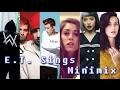 Alan Walker, Katy Perry, Melanie, Troye, Ryn, tøp - E.T. Sings (Minimix)
