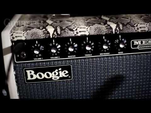 Mesa/Boogie King Snake 1x12 guitar combo demo