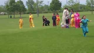 Soaring Eagle Kung Fu 05/2013 Performance