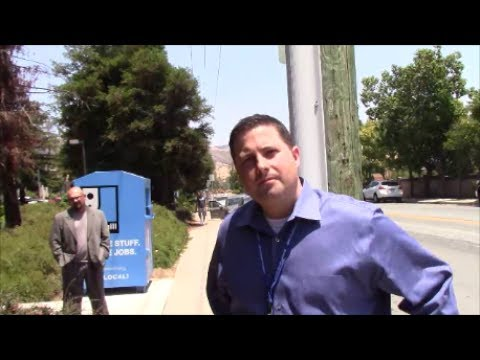 1st Amendment Audit, SLO County Unemployment Office: By Special Request