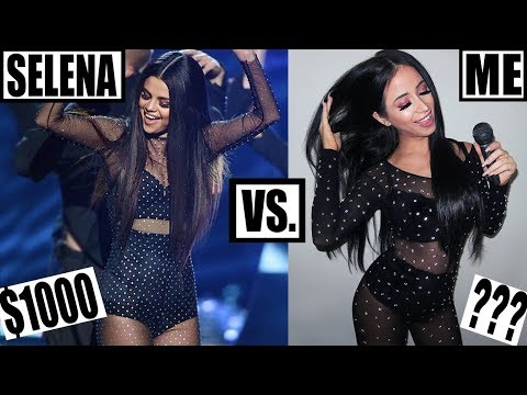 MAKING SELENA GOMEZ'S CLOTHES *for cheap!*