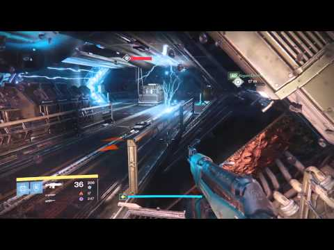 how to get into warmind vault for data fragments