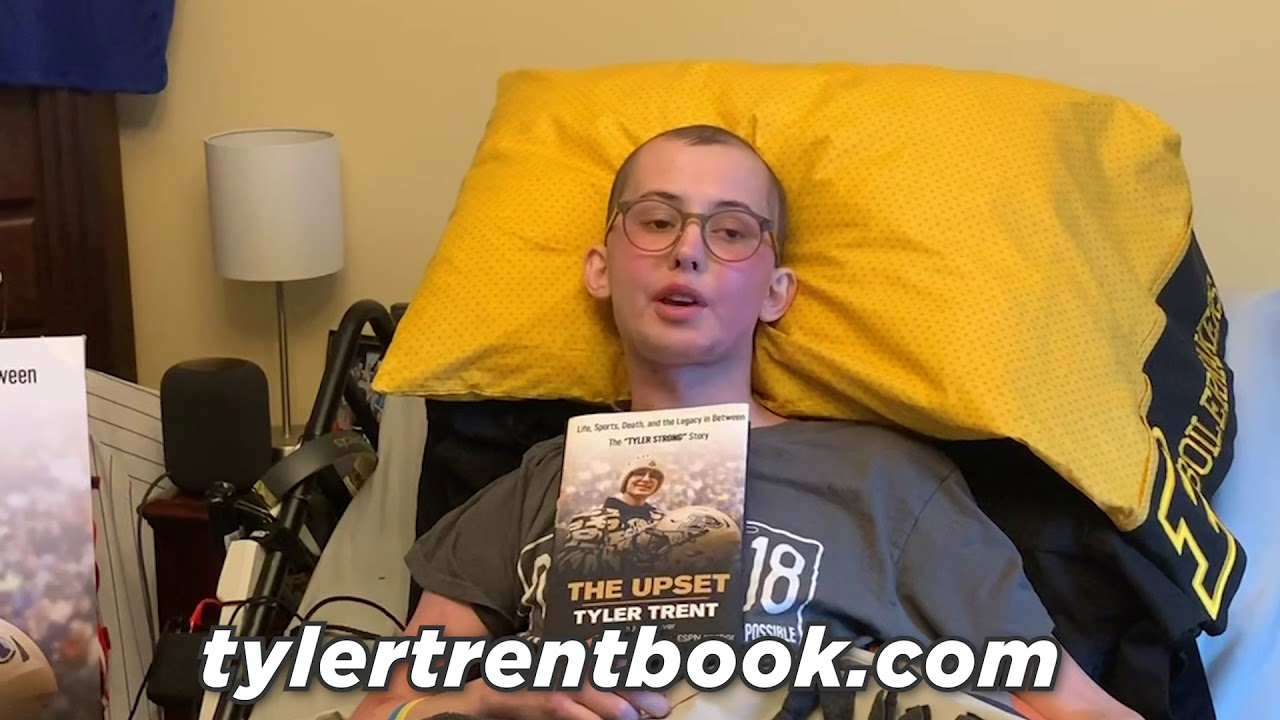 A Personal Message from Tyler Trent | The Upset