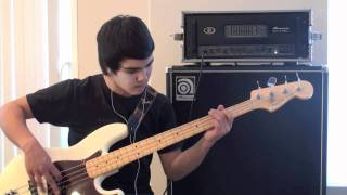 Rush-YYZ Bass Cover