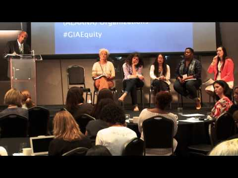 2015 GIA Racial Equity Forum: Voices From the Nonprofit Arts Field