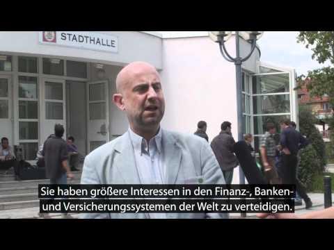 Nach der Konferenz des Schiller-Instituts: Interview mit Éric Verhaeghe