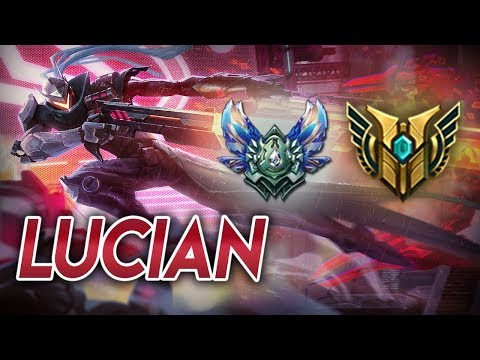 HOW TO PLAY LUCIAN | Diamond Commentary | PENTAKILL | PROJECT: Lucian | League of Legends | Season 8