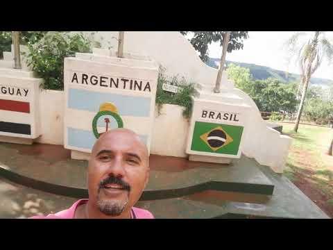 ARJANTIN, BREZILYA Ve  PARAGUAY  ülkelerinin  Birleştiği Bölge Ve Sürpriz  Bilgiler