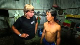 видео Китайский Новый Год в Камбодже и Вьетнаме