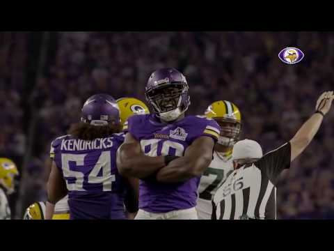 NATE MILLYUNZ - KINGS OF THE NORTH [Minnesota Vikings Music Video]
