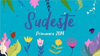 Primavera 2019 - Sudeste