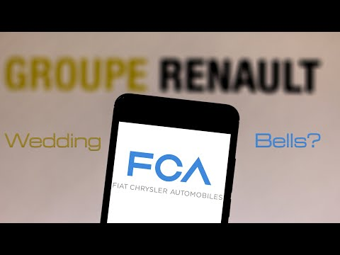 """""""MAWWAGE"""": Could A Renault-FCA Merger Change Both Company's Future (And Nissan's Too?)"""