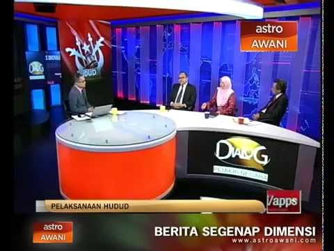 Dialog Pemikir Negara: Pelaksanaan Hudud