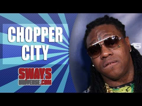 Chopper City Explains How Getting Shot Changed His Life, Relationship With Diddy & New Album