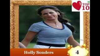 Top 10 Hottest Female Sportscasters with hottest photo collections.