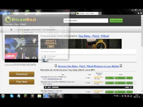 Telecharger de la musique MP3 gratuitement SANS LOGICIEL!!!