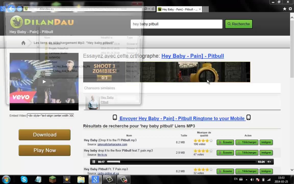 telecharger de la musique mp3 gratuitement sans logiciel youtube
