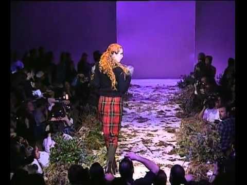 """Alexander McQueen Fall/Winter 1995, """"Highland Rape"""""""