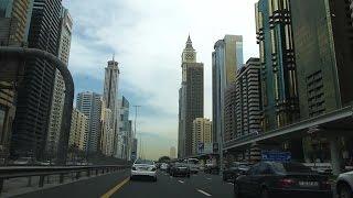 Downtown Dubai to Dubai Airport by taxi