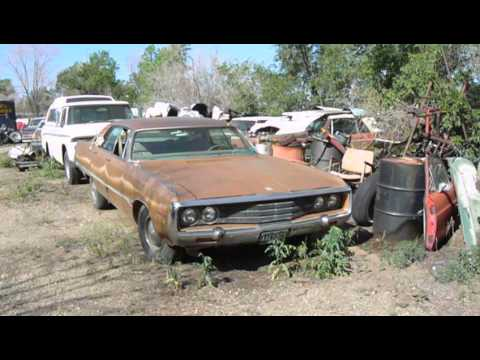 Maddox Classic Car Salvage Yard Part Of Yard Now Closed