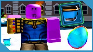 Spending All My Robux On Overpowered Diamond Pets In Roblox Superhero Simulator