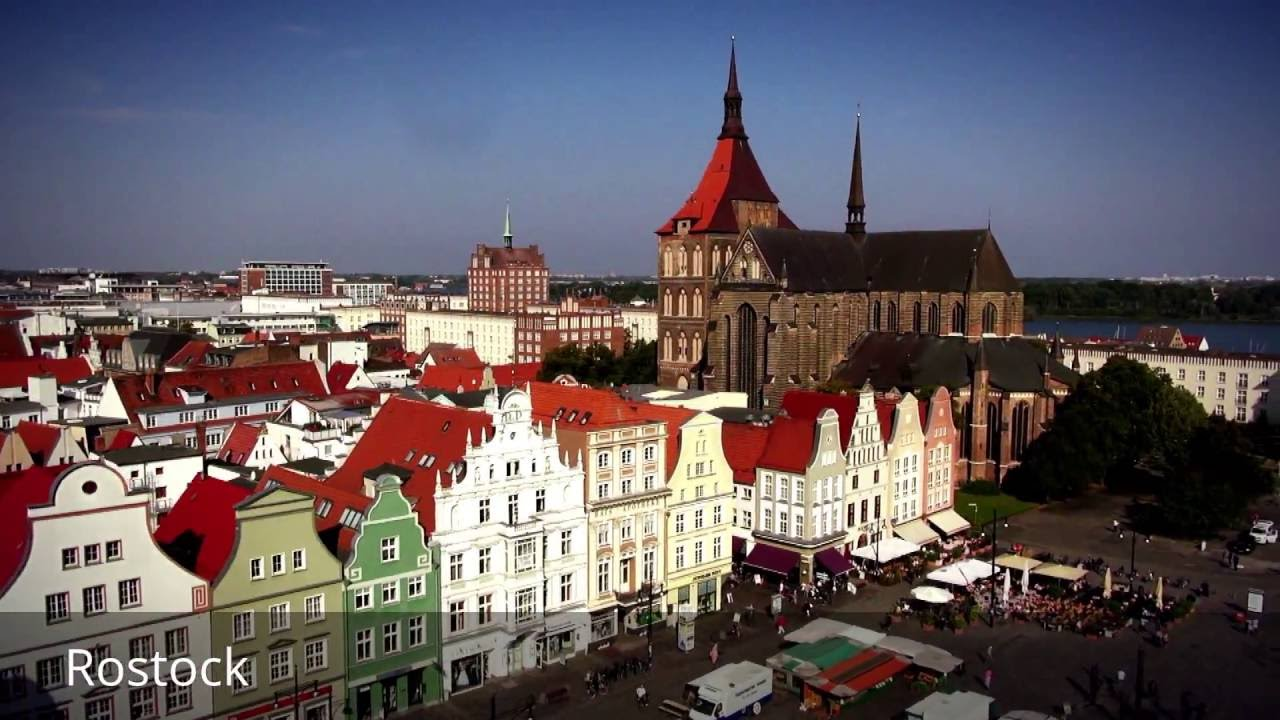 Places to see in rostock germany youtube for Ubernachtung rostock warnemunde