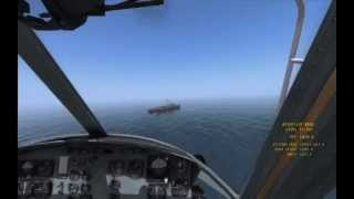 DCS Uh-1 Turkish Coast Guard Landing to Ship
