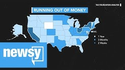 States Running Out of Unemployment Money