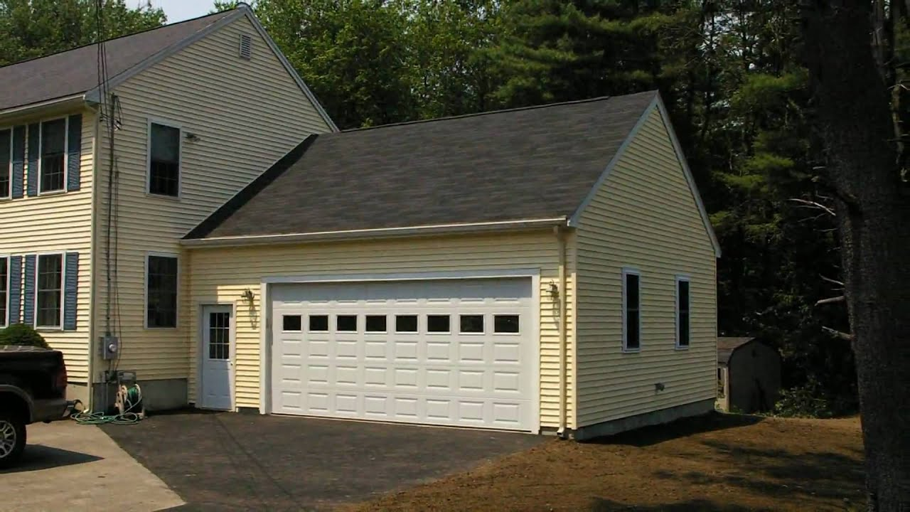New Garages Colony Home Improvement Southeastern