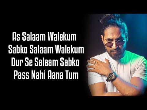 assalam vaalekum lyrics