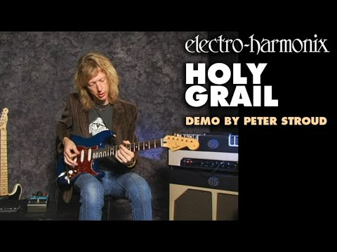 Holy Grail - Demo By Peter Stroud - Reverb