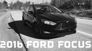 2016 Ford Focus SE Appearance Package Review - 1.0L EcoBoost