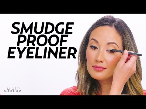 My Favorite Trick for Smudge Proof Eyeliner! | Beauty with Susan Yara
