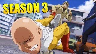 One Punch Man Season 3 Official Music Video | Ванпанчмен 3 сезон - Саундтрек РЭП - Opening Full 2019