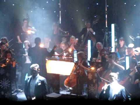Il divo christmas concert 8 december 2009 live youtube - Il divo concerti italia ...