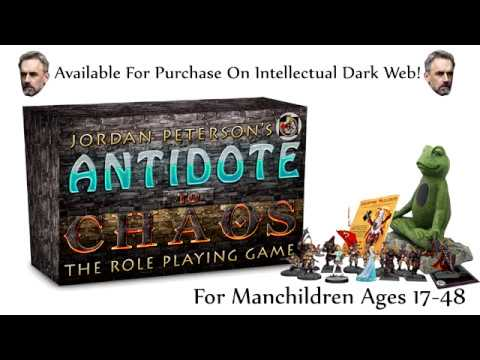 Antidote to Chaos - The Jordan Peterson Role-playing Game
