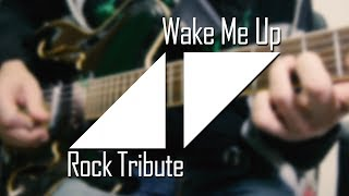 Avicii - ROCK Me Up (Tribute Cover by ShaunTrack)