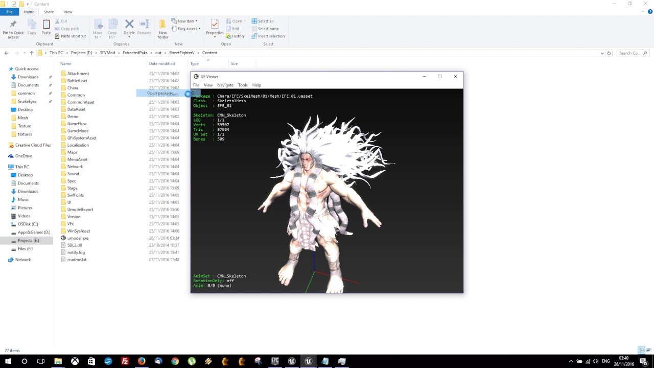 Umodel Viewer by fatihG_